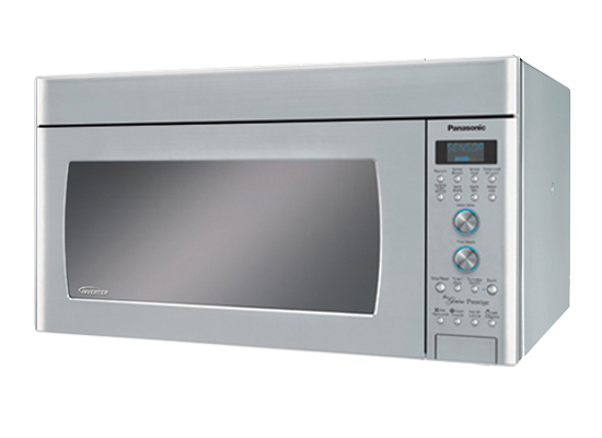 Panasonic Over the Range Microwave NN-SD297